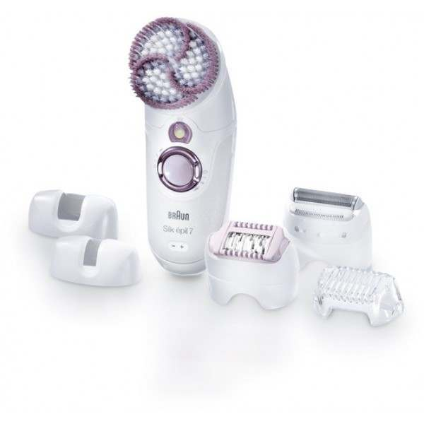 braun 7951 silk pil 7 skinspa epilator. Black Bedroom Furniture Sets. Home Design Ideas