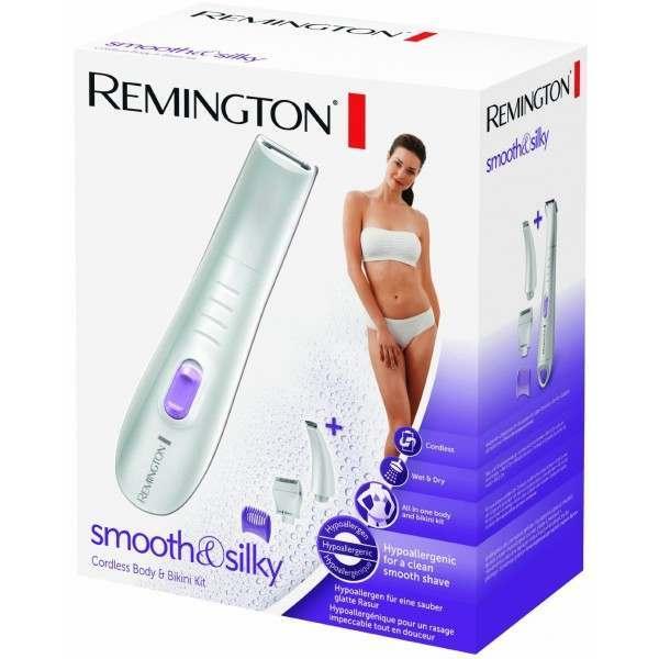 how to use the remington bikini trimmer