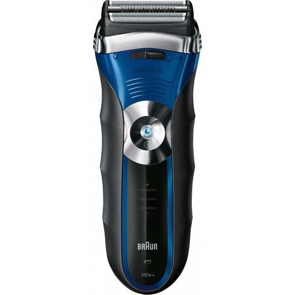 braun 380s 4 series 3 wet dry men 39 s electric shaver. Black Bedroom Furniture Sets. Home Design Ideas