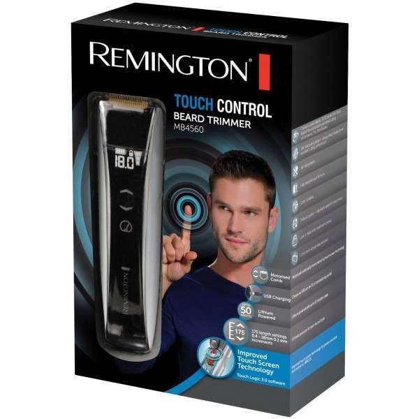 remington mb4560 touch control beard trimmer. Black Bedroom Furniture Sets. Home Design Ideas