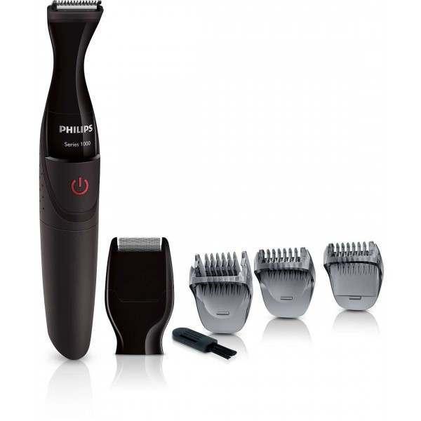 philips mg1100 16 multigroom series 1000 ultra precise beard trimmer. Black Bedroom Furniture Sets. Home Design Ideas