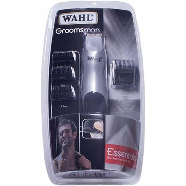 Wahl 9906-2017 Groomsman Essentials Battery Grooming Kit