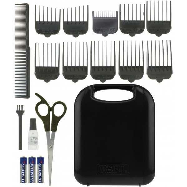 wahl 79305 2817 total grooming kit. Black Bedroom Furniture Sets. Home Design Ideas
