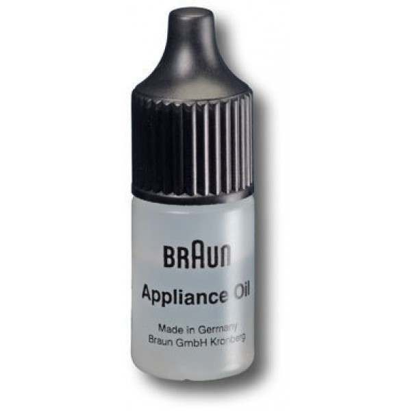 braun 67002000 bottle of shaving for all shavers and trimmers lubricating oil. Black Bedroom Furniture Sets. Home Design Ideas