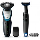 Philips S5070/92 AquaTouch Wet & Dry Men's Electric Shaver