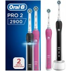 Oral-B Pro 2900 Special Edition Duo Pack Electric Toothbrush