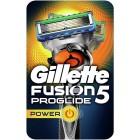 Gillette 81694754 Fusion Proglide Power Flexball Razor