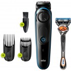 Braun BT3240 with Precision Dial + 2 Comb + Gillette Razor Beard Trimmer