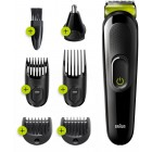 Braun MGK3221 All in One Beard Trimmer & Hair Clipper Grooming Kit