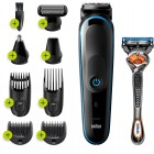 Braun MGK5280 Beard Trimmer & Hair Clipper Grooming Kit