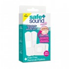 Safe + Sound SA4099 Pack of 8 Pain Free Removal Plasters