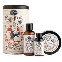 Razor MD popeyeset Popeye Shave Collection 3 Piece Grooming Bundle