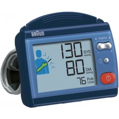 Braun BP3510 SensorControl Easy Click Blood Pressure Monitor