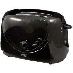 James Martin ZX726 Black 2 Slice Toaster