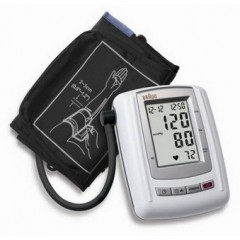 Braun BP4010 ExactFit Blood Pressure Monitor