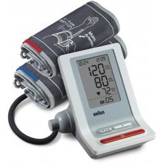 Braun BP4600 ExactFit 3 Upper Arm Blood Pressure Monitor