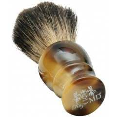 Razor MD fx99Hbsh FX99 Horn Pure Badger Shaving Brush