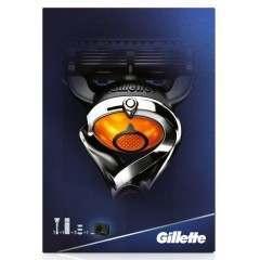 Gillette 81528464 Flexball Grooming Station Shaving Set