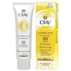 Olay 81688423 Complete BB Medium Tint Moisturising Cream