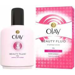 Olay 81688191 Beauty Fluid 100ml Moisturiser
