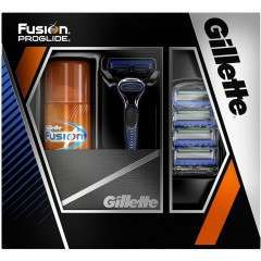Gillette 81475846 Fusion Proglide Men's Razor Gift Set
