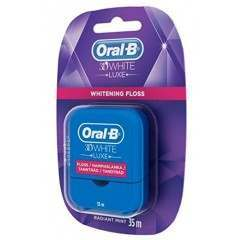 Oral-B 81643964 3D White Luxe 35m Dental Floss