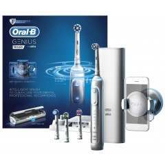 Oral-B D701.545 Genius 9000 White Electric Toothbrush