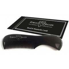 Edwin Jagger PPS-BMC06 Black Beard & Moustache Comb