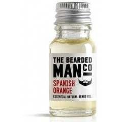 The Bearded Man Co. 10ml Spanish Orange Essential Natural Beard Oil