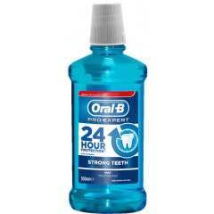 Oral-B 81570708 Pro-Expert Strong Teeth Mouthwash