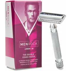 Men Rock MRDER Double Edge Safety Razor