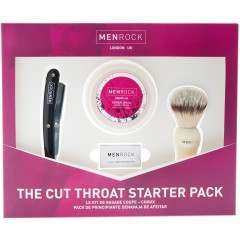 Men Rock MRCTRPACK The Cut Throat Start Up Kit