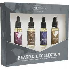 Men Rock MRBOIC Beard Oil Gift Set