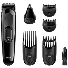 Braun MGK3020 Beard and Hair Trimmer Grooming Kit