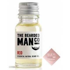 The Bearded Man Co. 10ml Rio Essential Natural Beard Oil