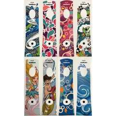 Philips 423502073781 Set of 8 Stickers for Deco Panel