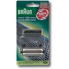 Braun 428  Foil & Cutter Pack