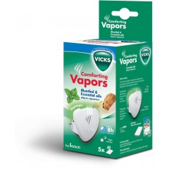 Vicks VH1700E1 Waterless Vapouriser, Plug In Humidifier
