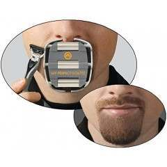 GoateeShaver My Perfect Goatee Shaving Template