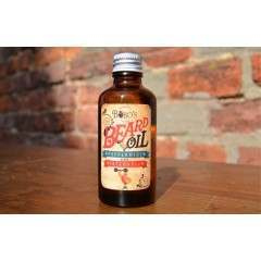 Bobo's Peppermint & Patchouli Beard Oil