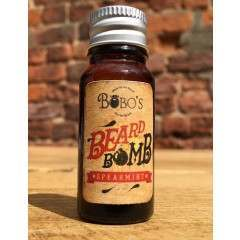 Bobo's Spearmint Beard Bomb Beard Oil