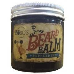 Bobo's Peppermint Beard Balm