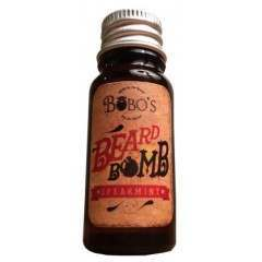 Bobo's Spearmint Little Beard Bomb Beard Oil