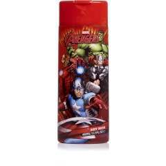 Marvel GSKIMAR010 Avengers Superhero 400ml Body Wash