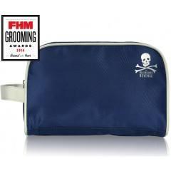 The Bluebeards Revenge BBRWBTRAV Travel Wash Bag