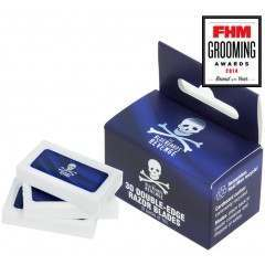 The Bluebeards Revenge BBRBLADE30 Pack of 30 Double Edge Razor Blades