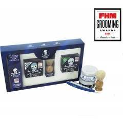 The Bluebeards Revenge BBRCTK Cut throad Razor Gift Set