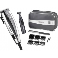 BaByliss 7448BGU For Men Professional Hair Clipper Gift Set