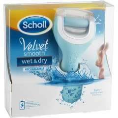 Scholl ACSCH029 Velvet Smooth Foot File