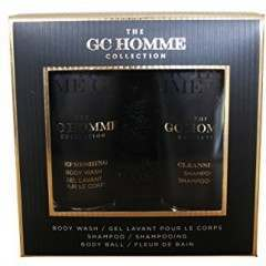 Grace Cole GSCGGRA024 Homme Irresistible 3 Piece Gift Set